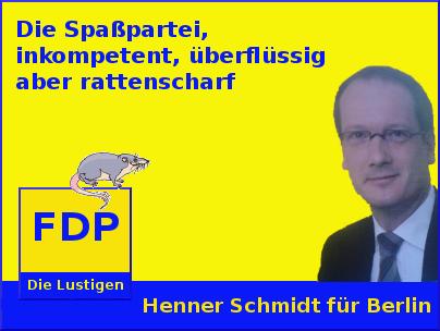 """Henner Schmidt macht Hatz auf HARTZ4-Empfänger des strafrechtlich vorbestraften Poppweltweisters Pater Peter Hartz und seinen """"Minipreneuren"""""""