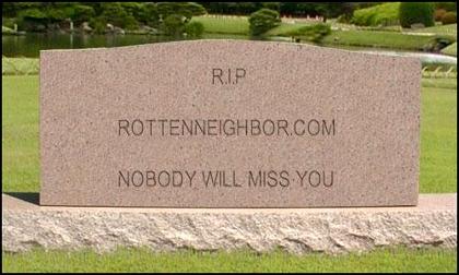 Hier ruht rottenneighbor.com