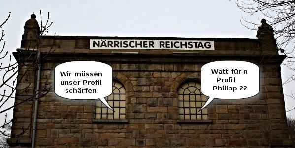 FDP,Bundesparteitag,liberal-närrischer Reichstag