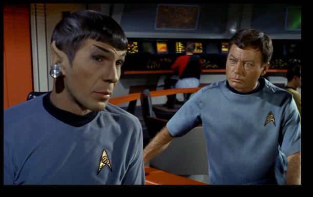 Mr.Spock über den Krieg der Menschen